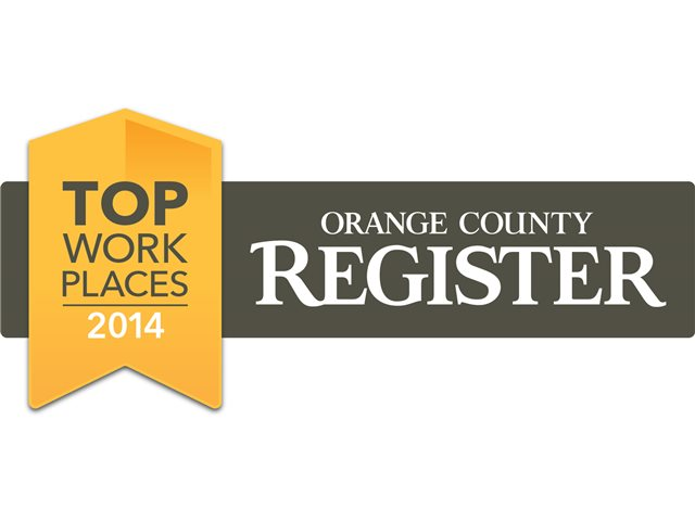 The Orange County Register Conducted A Survey Looking For Top Workplaces In Each Employee At Comoso Santa Ana Branch Was Asked To