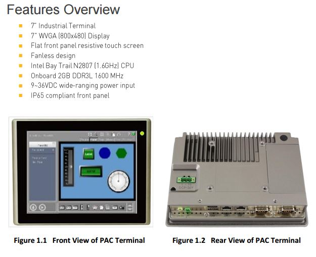 Comoso - Product - PAC320 Series Automation Controller