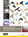 Brass, Composite & Thermoplastic Fittings & Valves 3501E (2013)