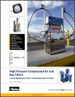 High Pressure Gas Filters for CNG & Alternative Fuels
