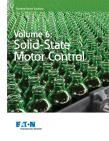 Eaton Solid-State Motor Control Products