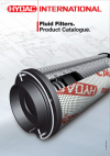 Hydac Fluid Filter Products Catalog