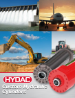 Hydac Custom Hydraulic Cylinders Catalog