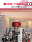 Hydac Hydraulic Accessories Catalog
