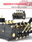 Hydac Mobile Directional Control Valves Catalog
