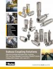 Parker Subsea Coupling Solutions Catalog 3800-Subsea USA 2015